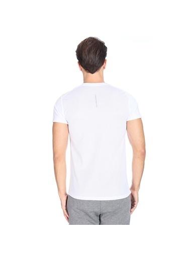 Sportive Tormenta Erkek Beyaz Günlük Stil Tişört 711100-Byz Renkli